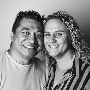 Daniel & Louise Moevao