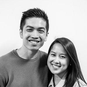Adrian & Jess Tam